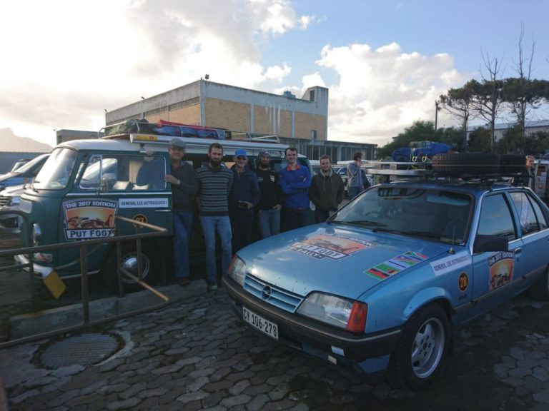 Read more about the article Put Foot Rally 2017 – The Mad Dash To The Starting Line